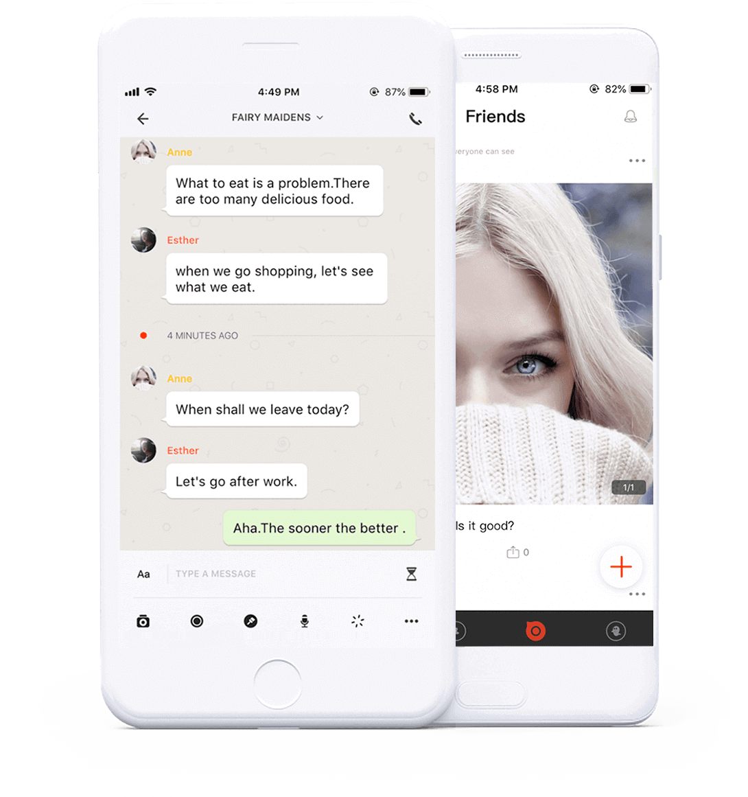 Android app secret messenger The best